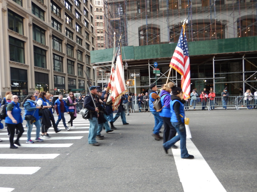 2019 Veterans Day parade NY City  Dscn8819