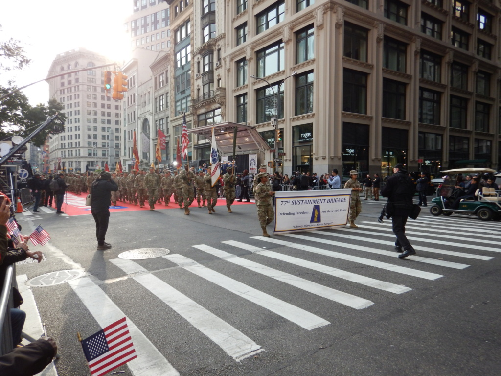 2019 Veterans Day parade NY City  Dscn8822