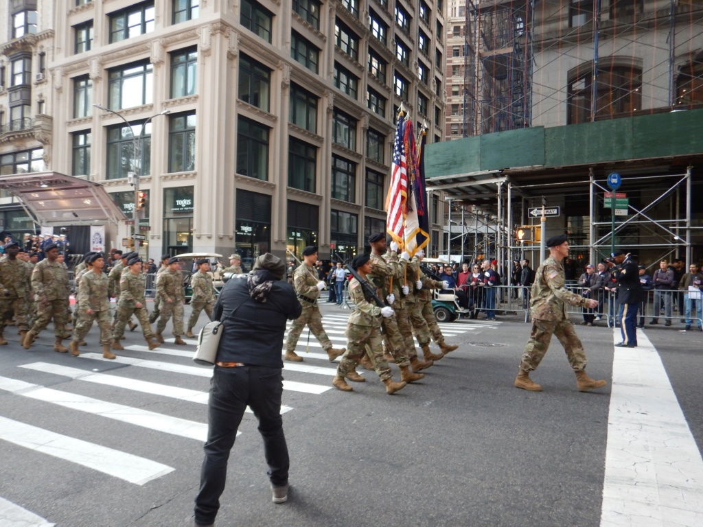 2019 Veterans Day parade NY City  Dscn8823