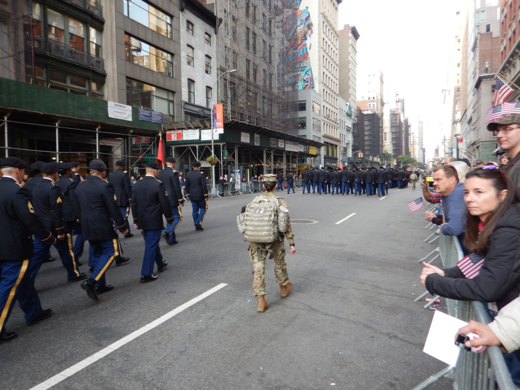 2019 Veterans Day parade NY City  Dscn8824