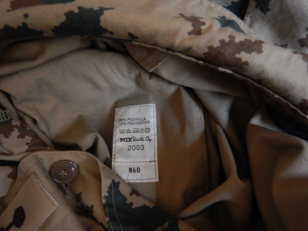 Finnish  tropical uniform M04H Dscn9230
