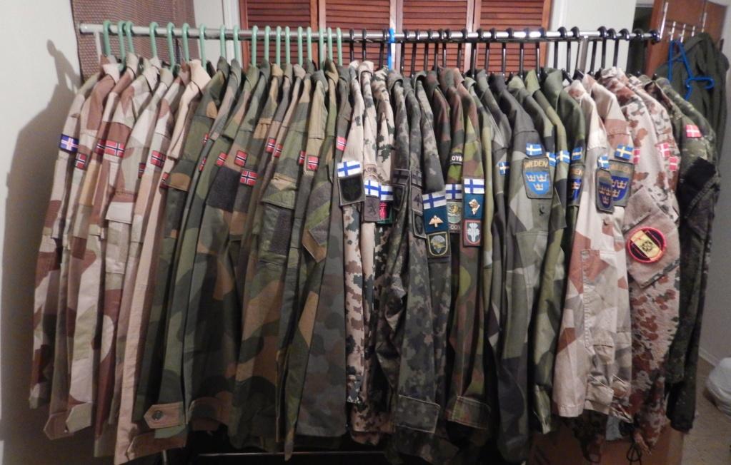 Scandinavian uniforms rack Dscn9843