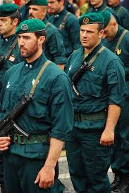 Italian COMSUBIN Green Uniform Images11