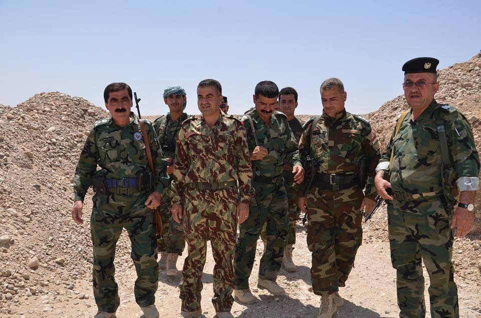 Afghan Northern Alliance Lizard Set Irak-k11