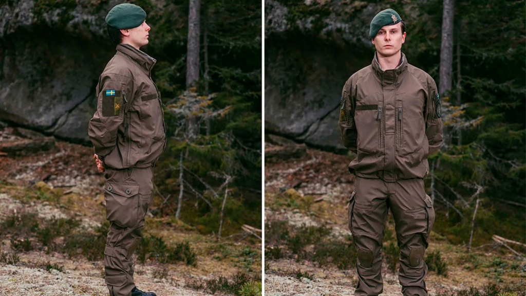 New universal uniforms Ncu-110