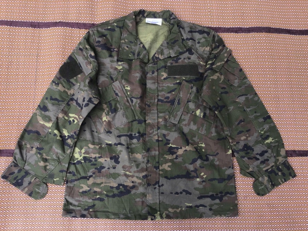 Spanish digital camo - military or copy ? S-l16013