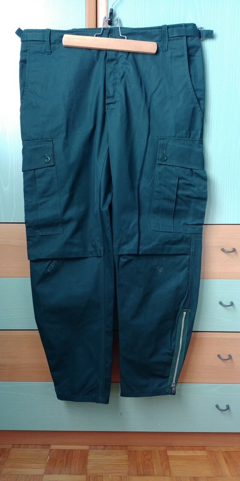 Italian COMSUBIN Green Uniform S-l16027