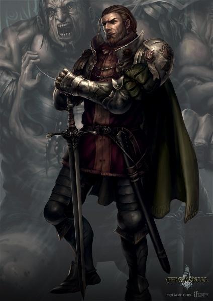 Le preux chevalier arrive ! August11