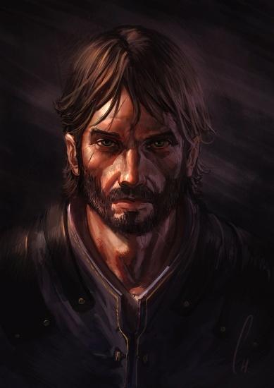 Le preux chevalier arrive ! James10