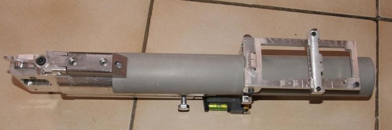 fabrication d' un M 79 en acier alu PVC Montag23