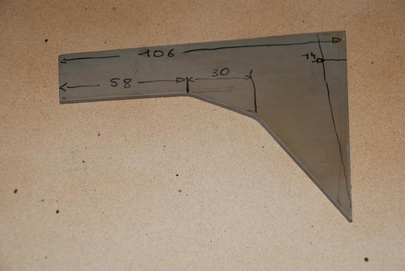 Tuto Fabriquer une crosse de type M4 en PVC Montag70