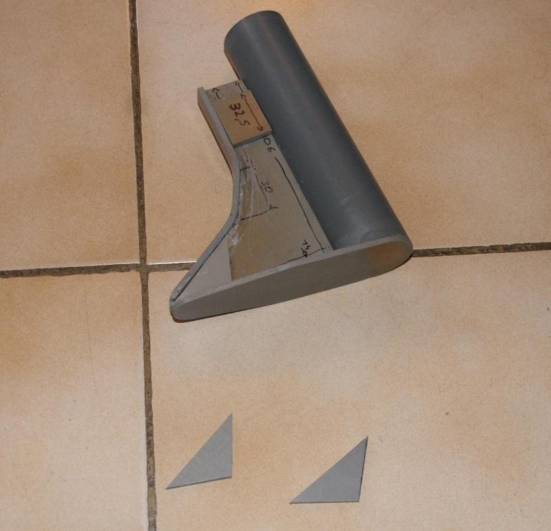 Tuto Fabriquer une crosse de type M4 en PVC Montag79