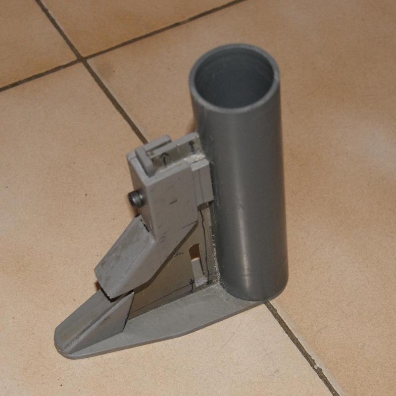 Tuto Fabriquer une crosse de type M4 en PVC Montag83
