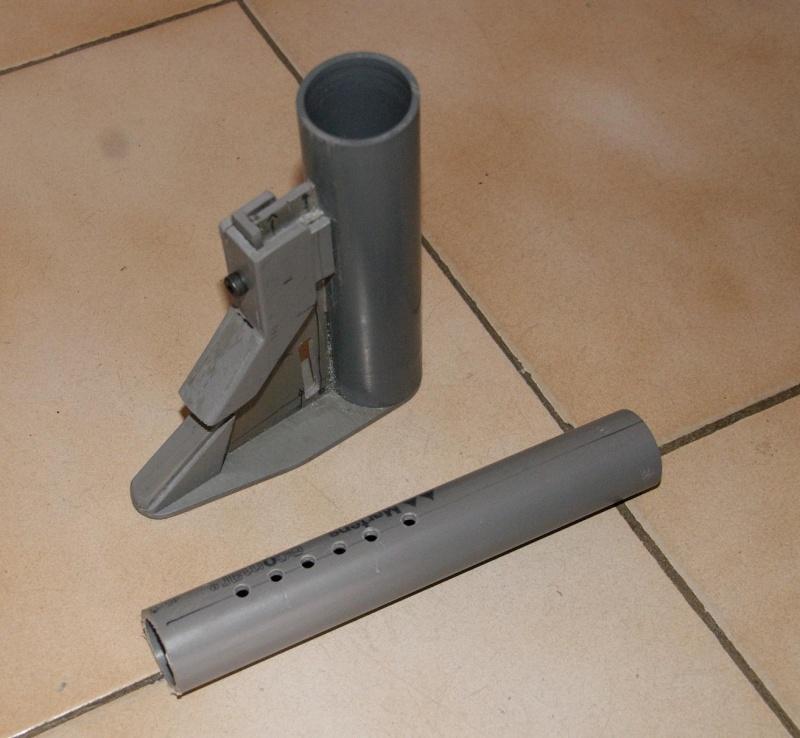Tuto Fabriquer une crosse de type M4 en PVC Montag84