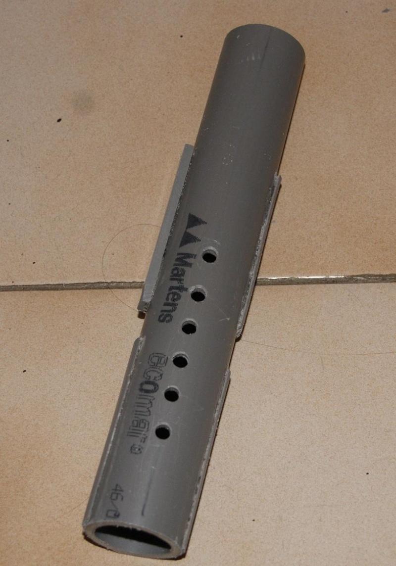 Tuto Fabriquer une crosse de type M4 en PVC Montag85