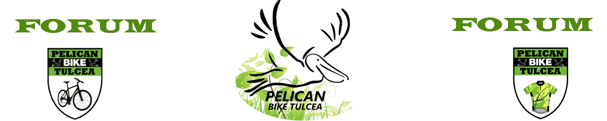 Pelican Bike Tulcea