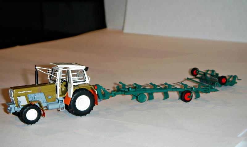 DDR Landmaschinen vom Flumpi B201-110