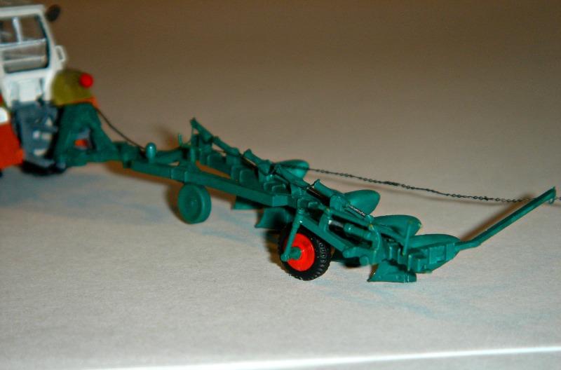 DDR Landmaschinen vom Flumpi B201-210