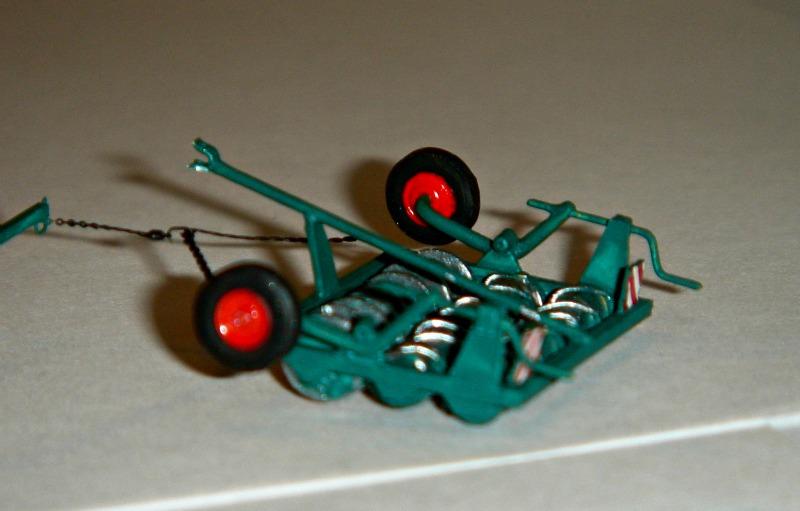 DDR Landmaschinen vom Flumpi B201-310