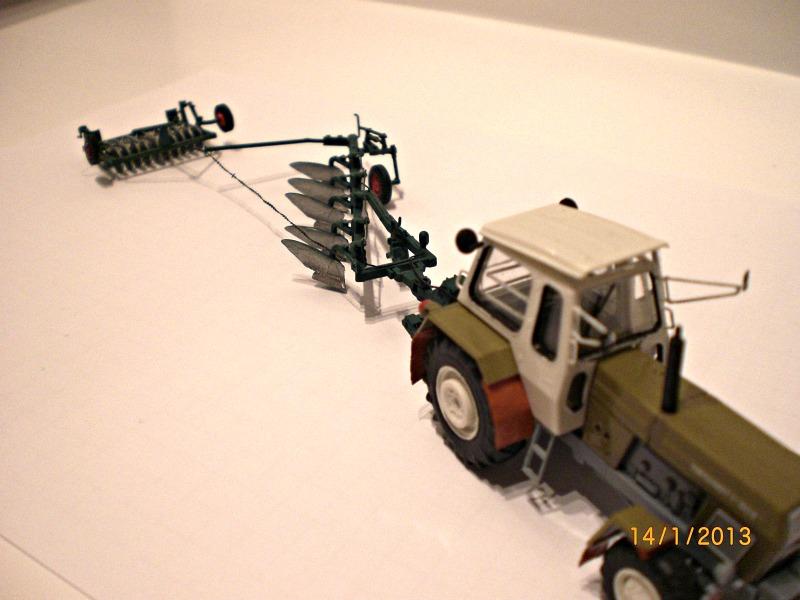 DDR Landmaschinen vom Flumpi B201-610
