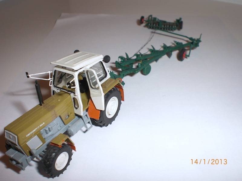 DDR Landmaschinen vom Flumpi B201-810