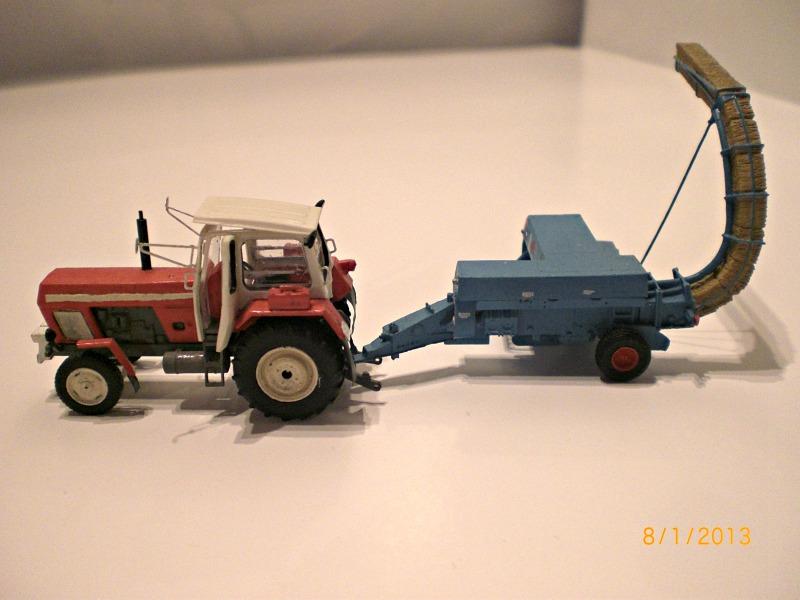 DDR Landmaschinen vom Flumpi K453-210