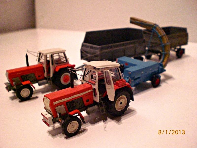 DDR Landmaschinen vom Flumpi K453-510