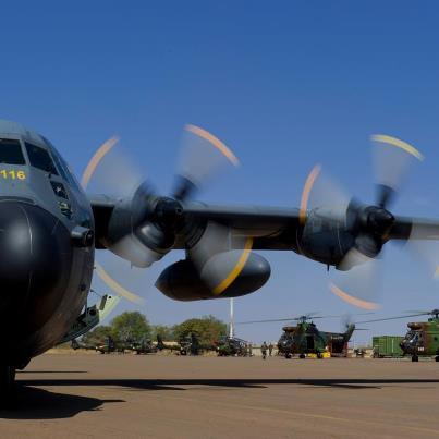 Opération Serval - Bamako le 18 janvier 2013 Transa11
