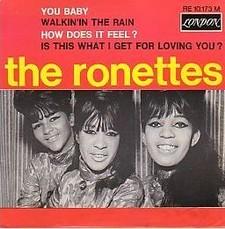 THE RONETTES 1965-e10