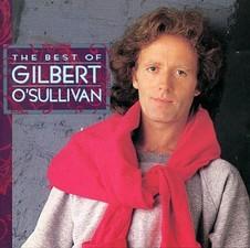 GILBERT O'SULLIVAN 21100510