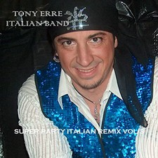 TONY ERRE ITALIAN BAND 91lt3b10