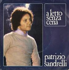 PATRIZIO SANDRELLI Disco-10