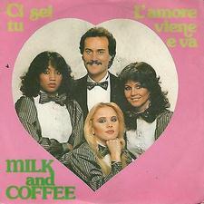 MILK & COFFEE S-l40011