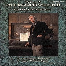 PAUL FRANCIS WEBSTER The-so10
