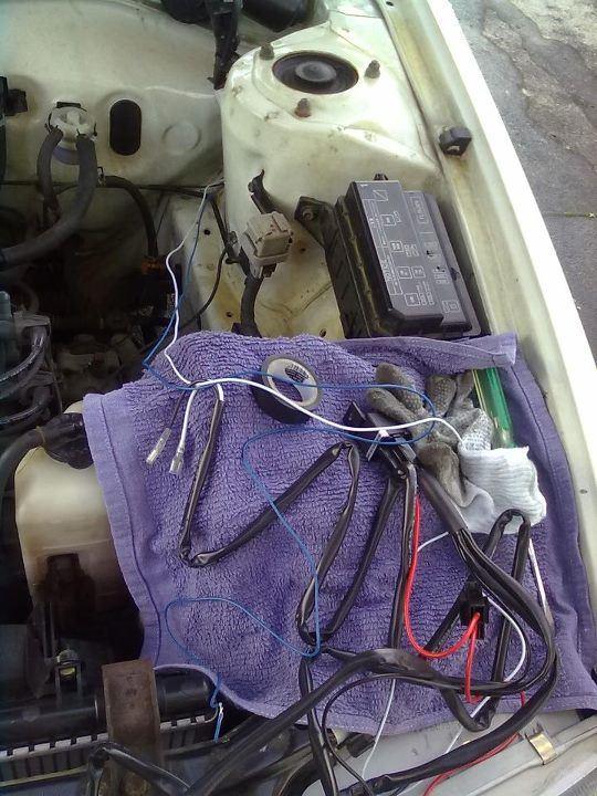 1994 Corolla X1 DIY project.... P111