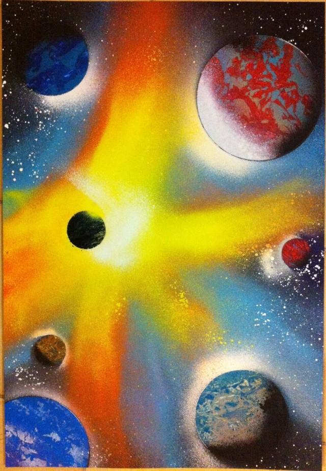 Mes peintures 13010
