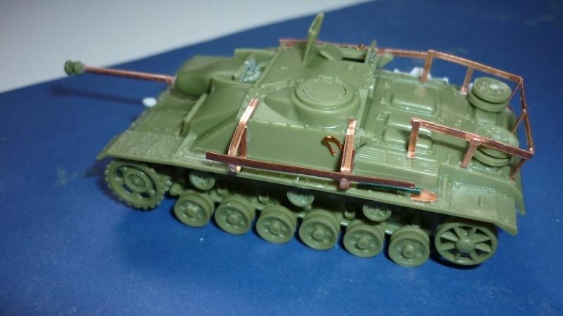 STUG III Ausf G Airfix 1/76 P1030726