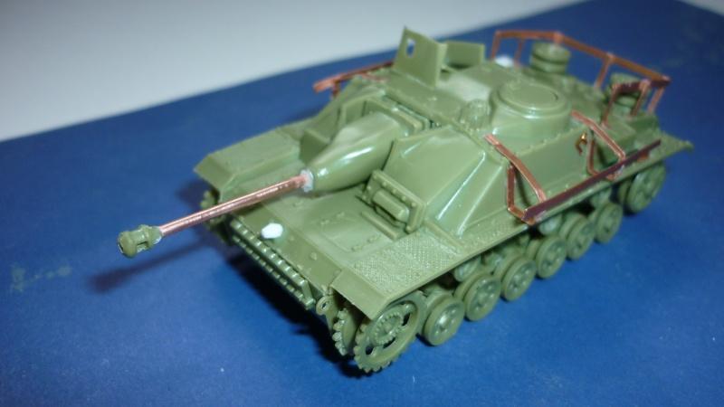 STUG III Ausf G Airfix 1/76 P1030727