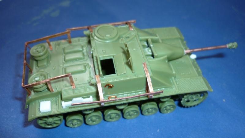 STUG III Ausf G Airfix 1/76 P1030728