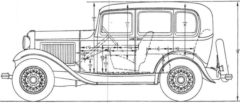 FORD 1932 FORDOR ET TUDOR Ford3210