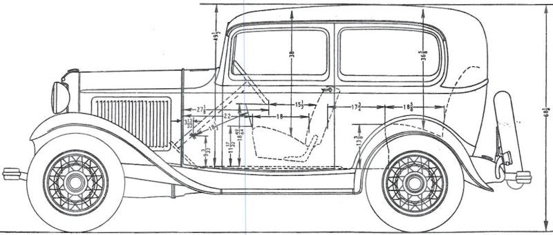 FORD 1932 FORDOR ET TUDOR Ford3211