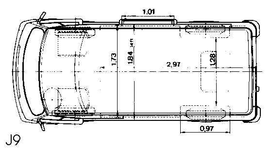 PEUGEOT J9 J9110