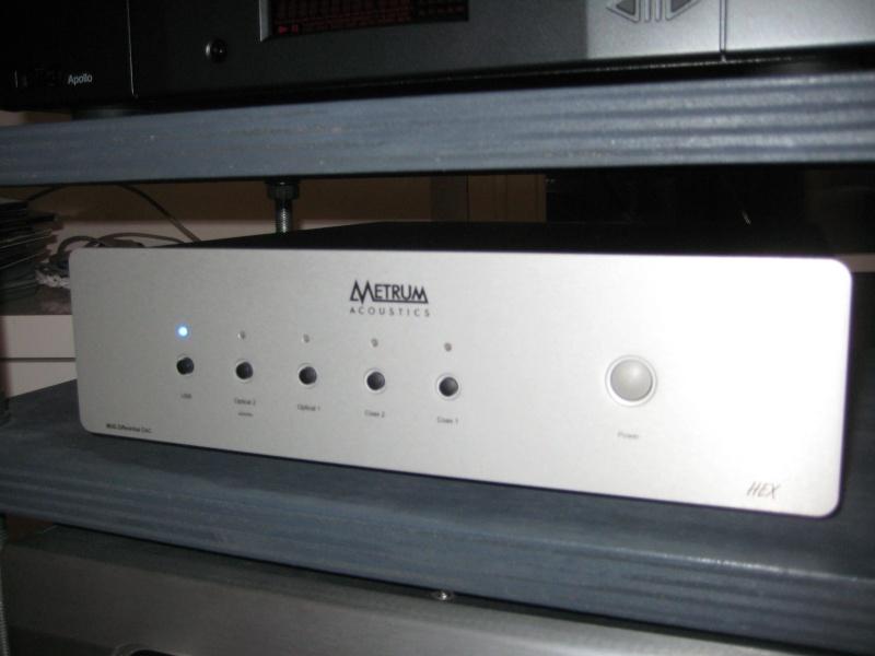 Metrum Acoustics HEX Hex12