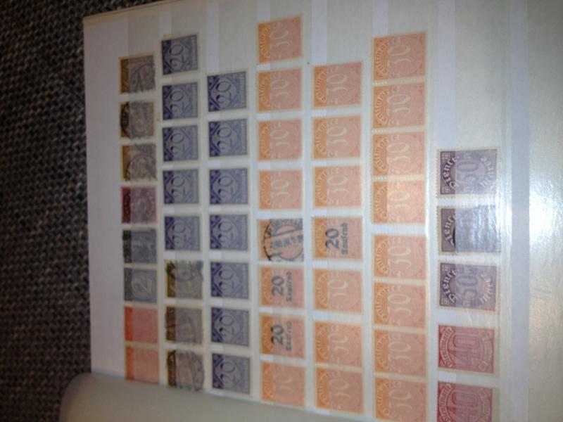 Erhaltene Briefmarkensammlung  Img_1611