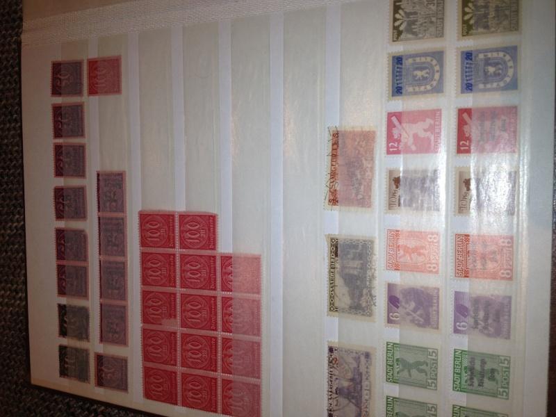 Erhaltene Briefmarkensammlung  Img_1612