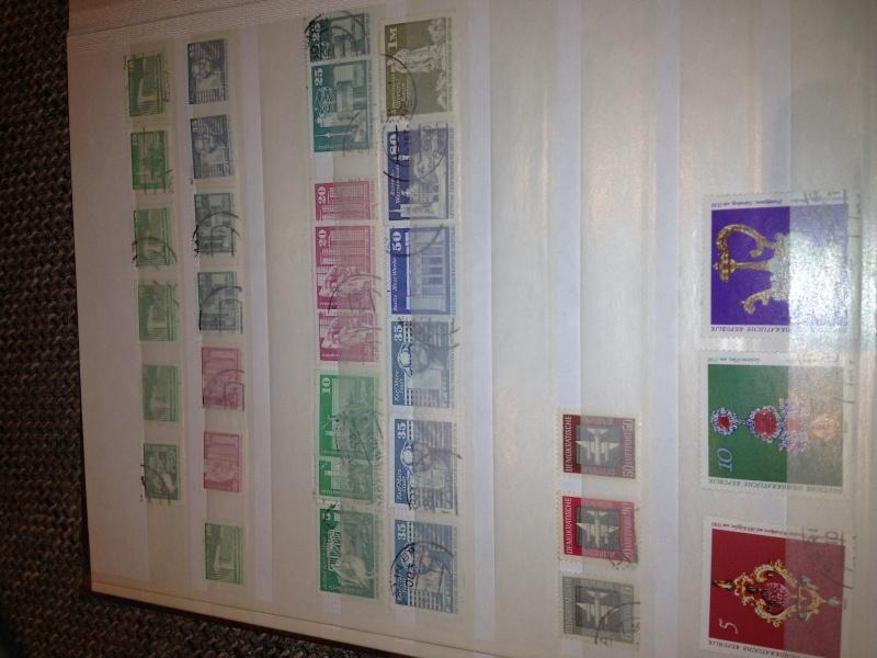 Erhaltene Briefmarkensammlung  Img_1614