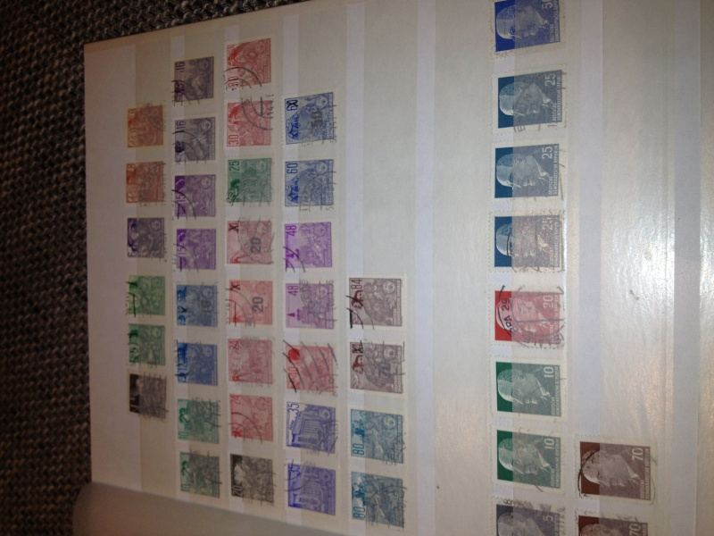 Erhaltene Briefmarkensammlung  Img_1615