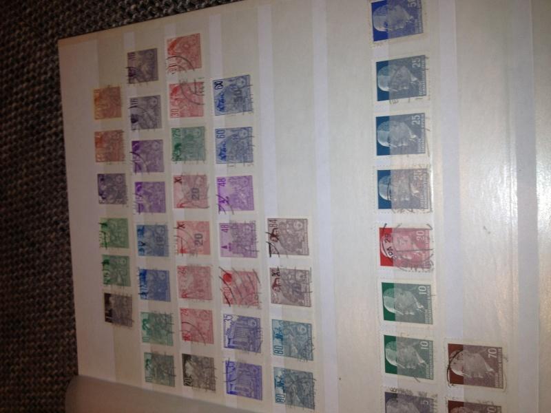 Erhaltene Briefmarkensammlung  Img_1616