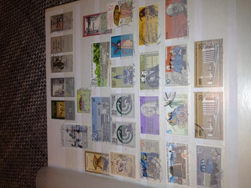 Erhaltene Briefmarkensammlung  Img_1618