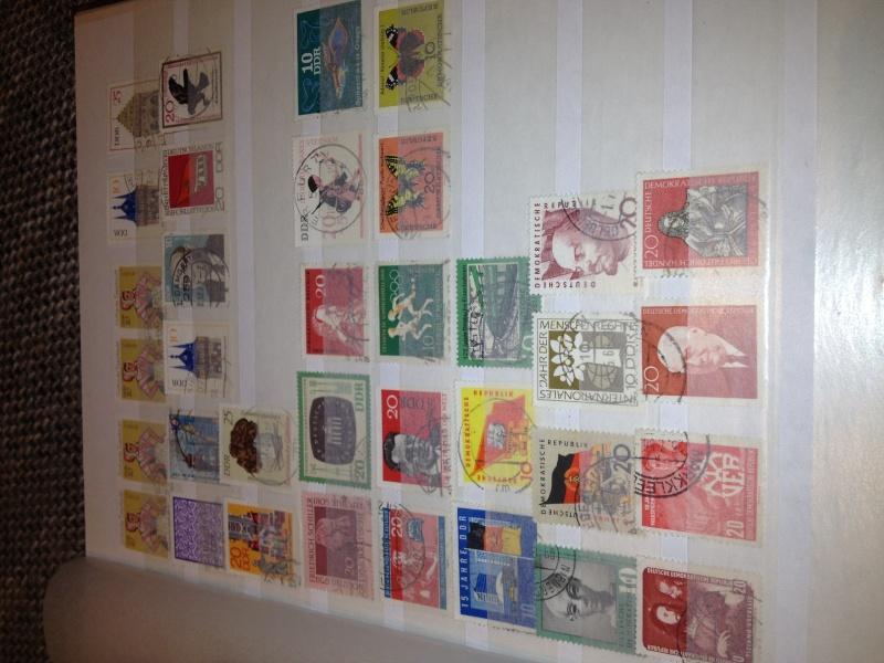 Erhaltene Briefmarkensammlung  Img_1620